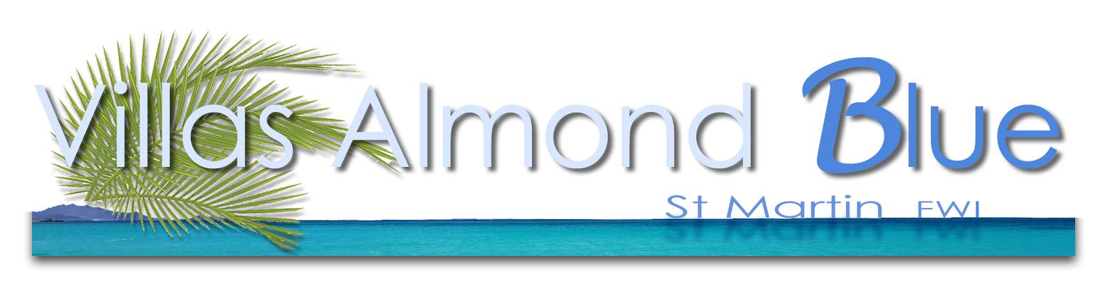 logo VILLAS Almond Blue grand LOGO OFFICIEL Lagon ombrée